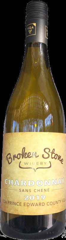 Chardonnay Sans Chene 2019 VQA Prince Edward County