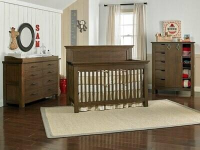 Lucca Flat Top Crib