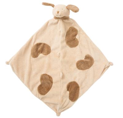Angel Dear Puppy Lovie Blanket