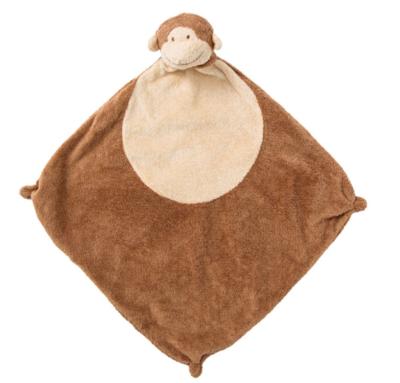 Angel Dear Monkey Lovie Blanket