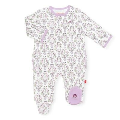 Magnetic Me Unicorn Dreams Organic Cotton Footie