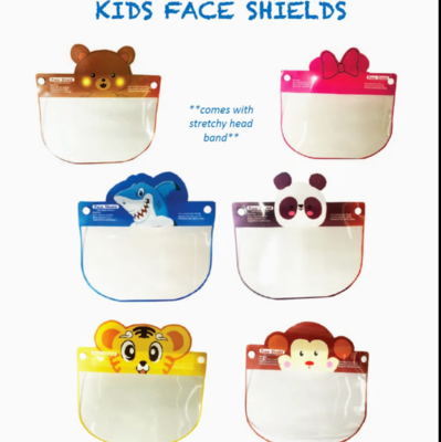 Kids Face Shield - IN STORE ONLY