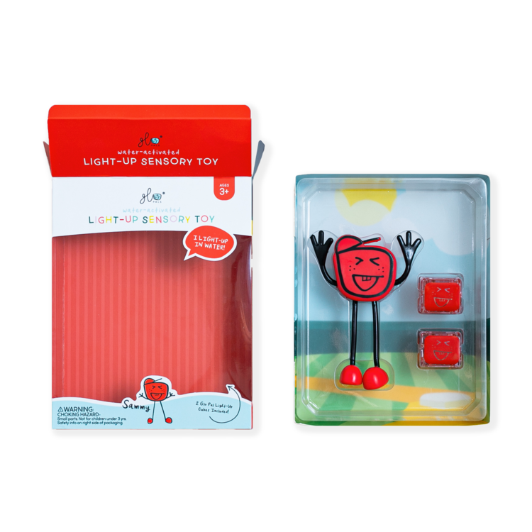 Sammy - Red Glo Pal