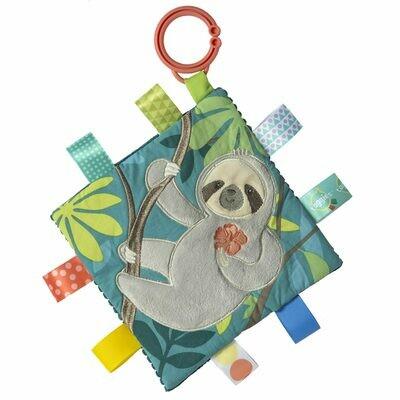 Taggies Crinkle Me Molasses Sloth