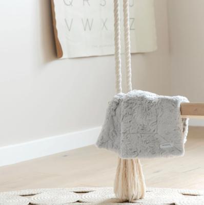 Sarononi Dream Collection Blanket - Pebble