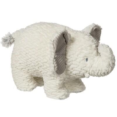 Mary Meyer Plush Afrique Elephant - White