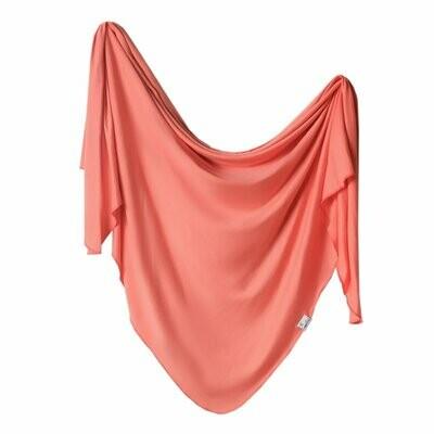 Copper Pearl Swaddle Blanket Stella
