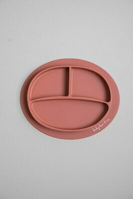Baby Bar & Co Silicone Suction Plate Autumn Glaze