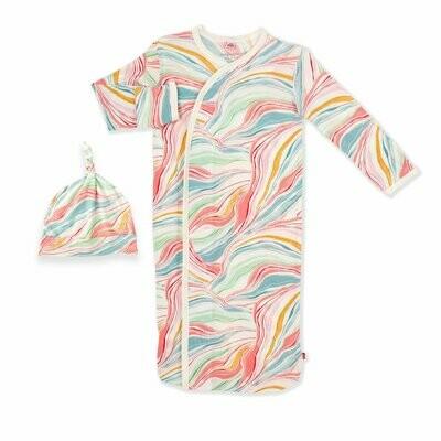 Magnetic Me Gown & Hat Twirls & Swirls
