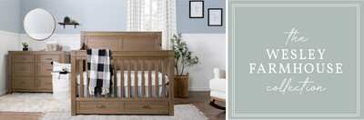 Wesley Farmhouse Collection 2 piece Package by Million Dollar Baby