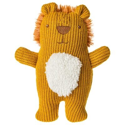 Mary Meyer Knitted Nursery Lion