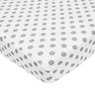 Brixy Crib Sheets - Polka Dot