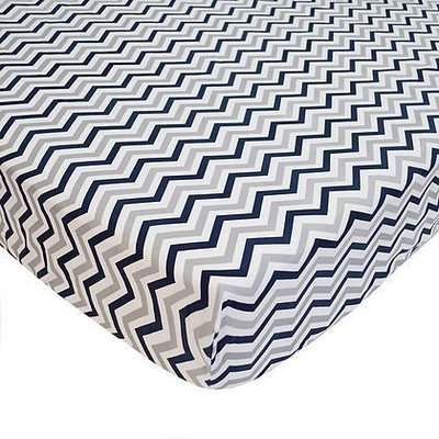 Brixy Crib Sheets - ZigZag