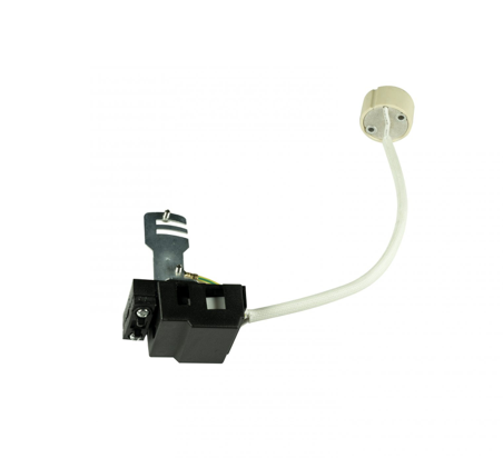 GU10 lamp holder connection cable