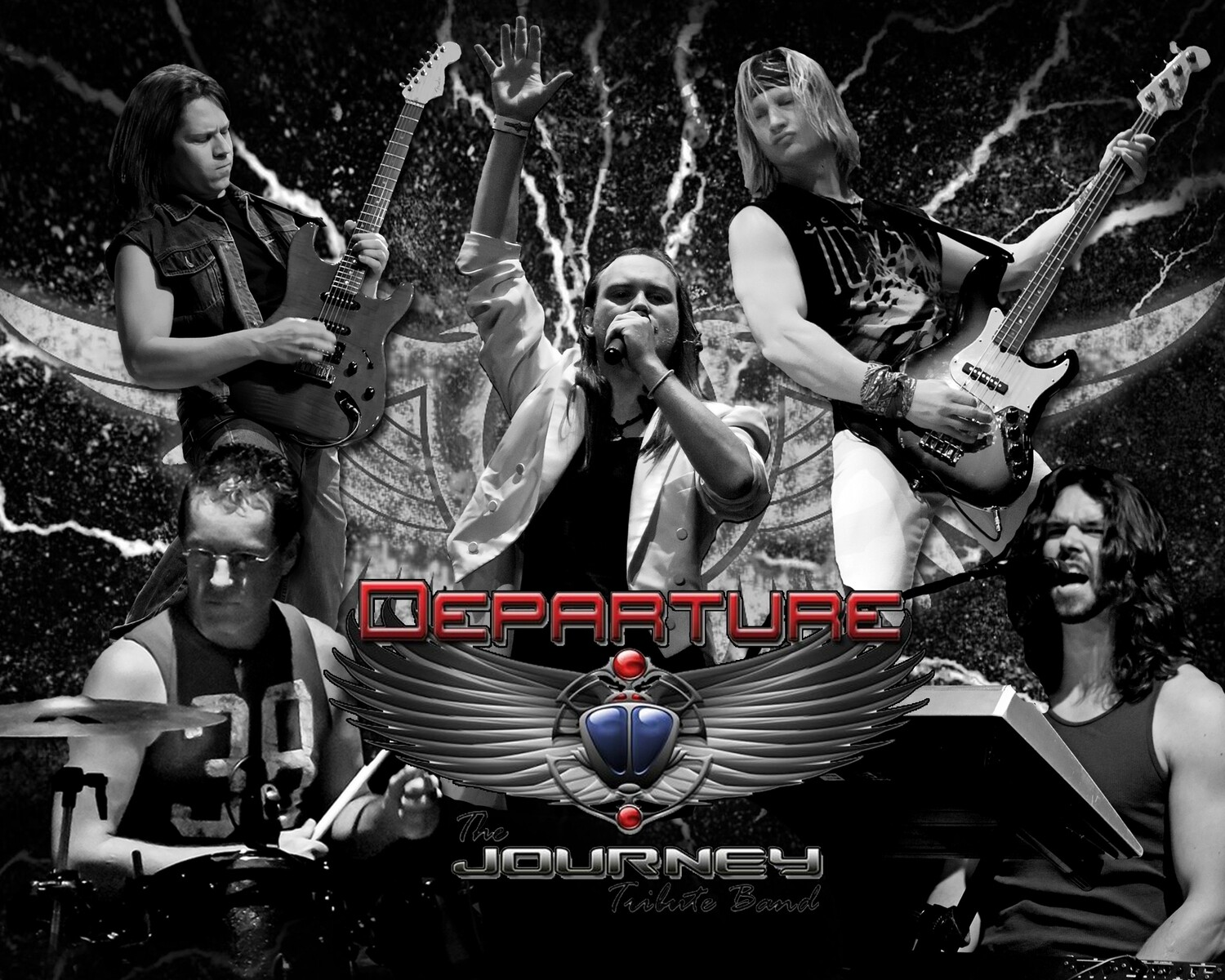 DEPARTURE (#1 JOURNEY Tribute Band) GA TICKET OCT 22nd 9:00 pm
