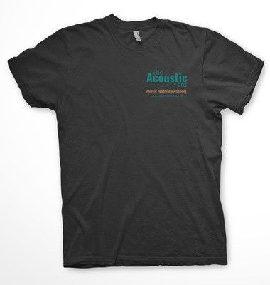 The Acoustic Yard Music Festival T-Shirt Small