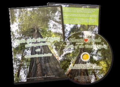 """Spirit of the Trees"" Qigong DVD"
