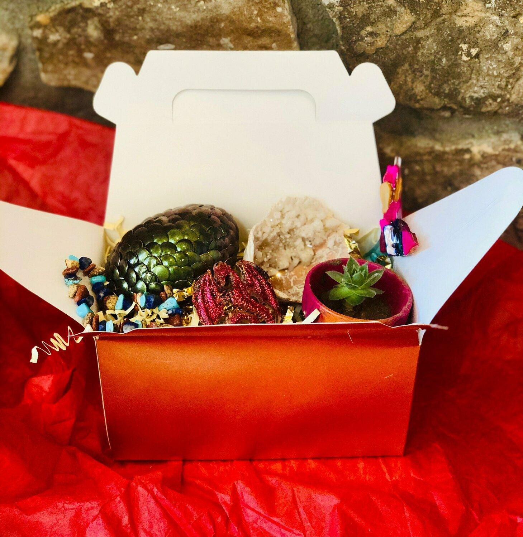 Children's Dragon & Fairy Boxes