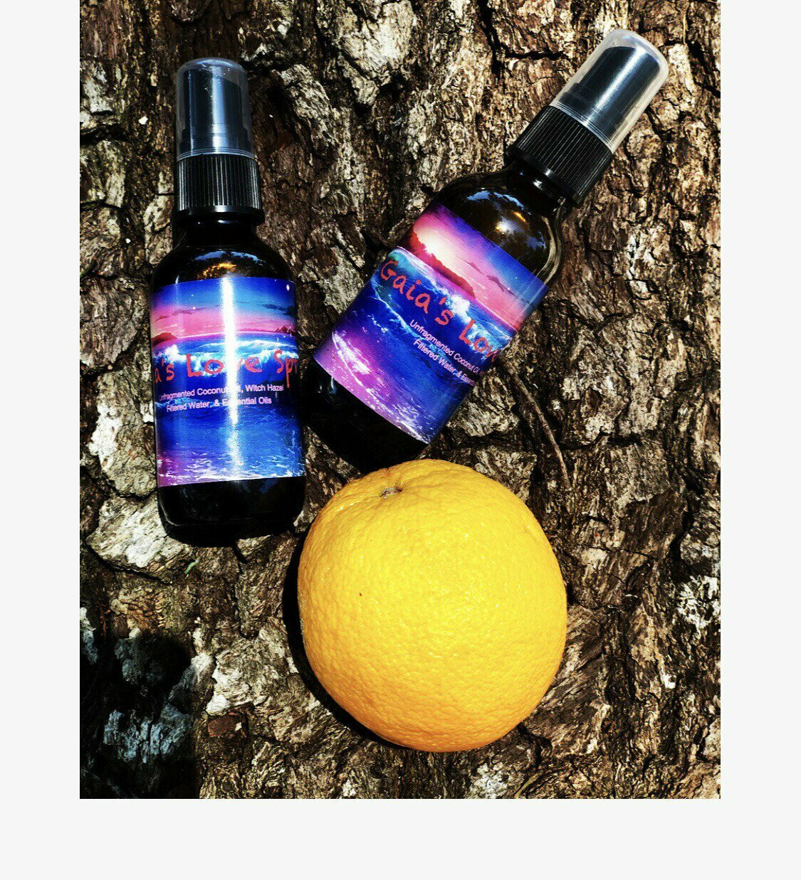 Gaia's Plasma Love Spray