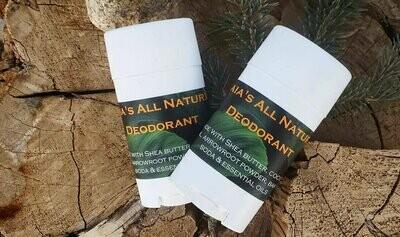 Gaia's All Natural Deodorant