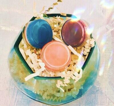 Gaia's Organic Lip Balm Trio