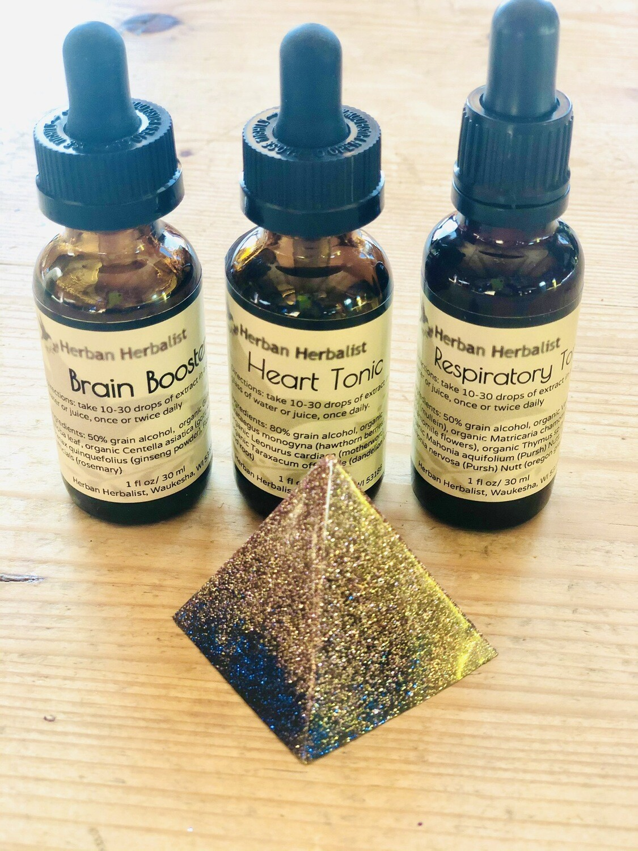 Herban Herbalist Healing Tinctures