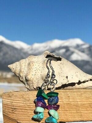 Hand Made Crystal Earrings