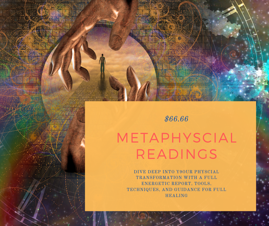 METAPHYSICAL REPORT