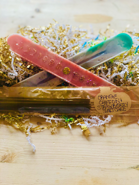 Custom Incense Set