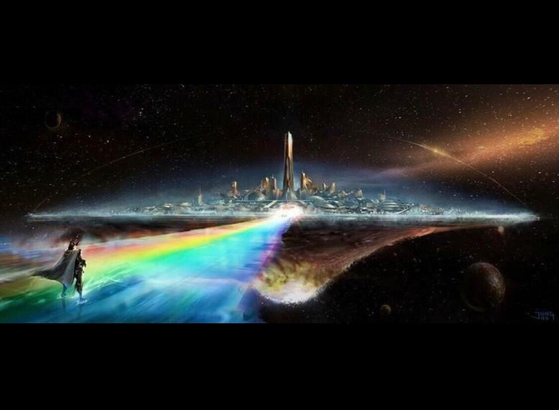 Rainbow Bridge Transmutation En Espanol