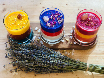 Cosmic Candle Collection