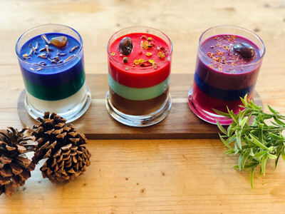 Divine Masculine Candle Collection