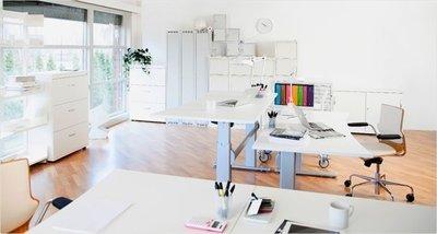 Hev- og senk skrivebord Profi - Velg din variant