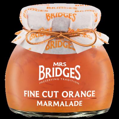Mrs Bridges Fine Cut Orange Marmalade 113g