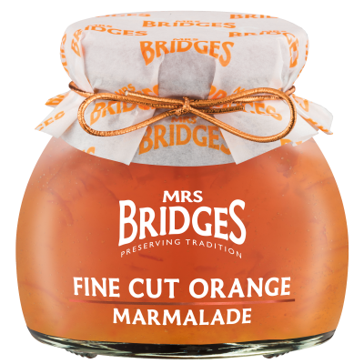 Mrs Bridges Fine Cut Orange Marmalade 113g
