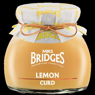 Mrs Bridges Lemon Curd 113g