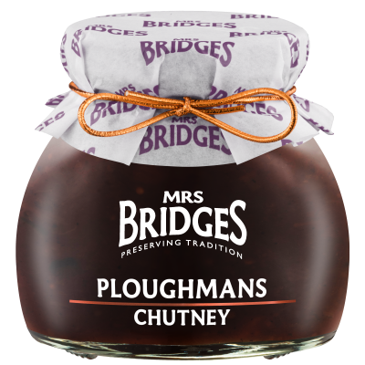 Mrs Bridges Ploughmans Chutney 100g