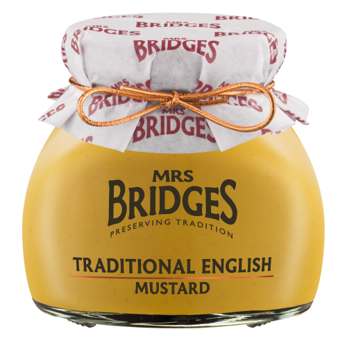 Mrs Bridges Traditional English Mustard 200g