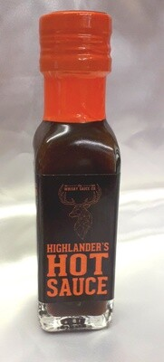 Highlander's Hot Whisky Sauce
