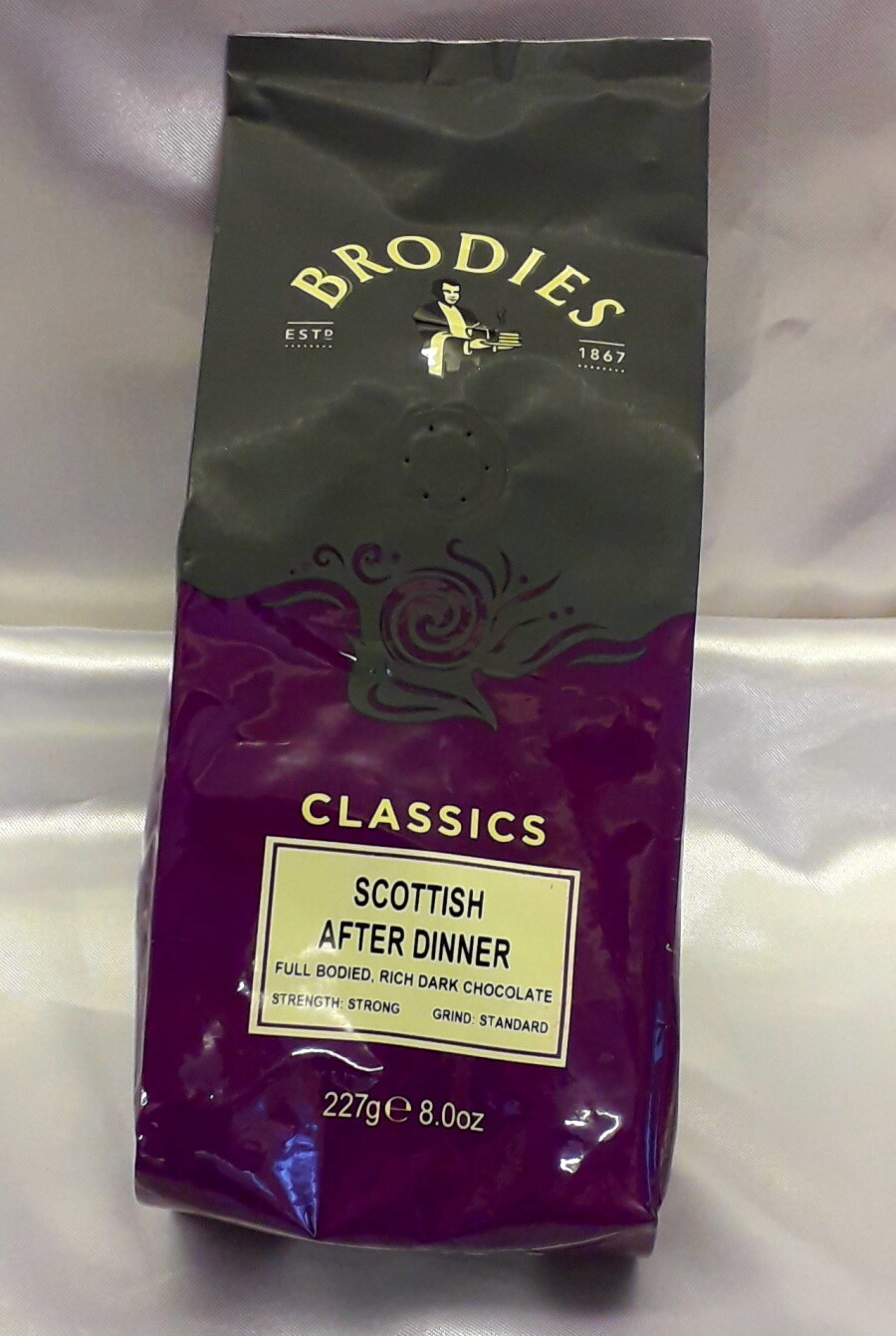 Brodies Scottish After Dinner Coffee 227g