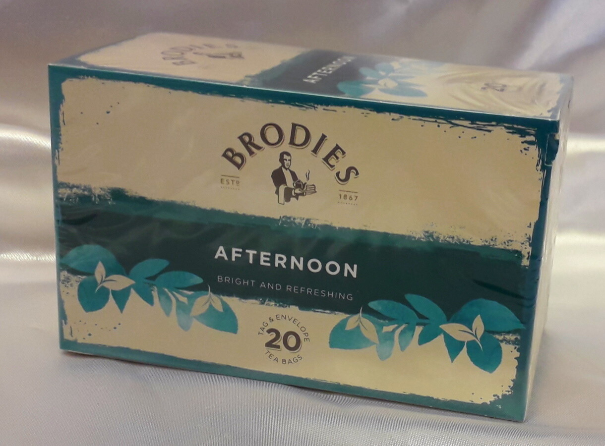 Brodies Afternoon Tea