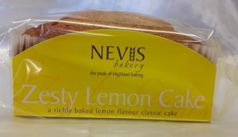 Nevis Bakery Zesty Lemon Cake (360G)