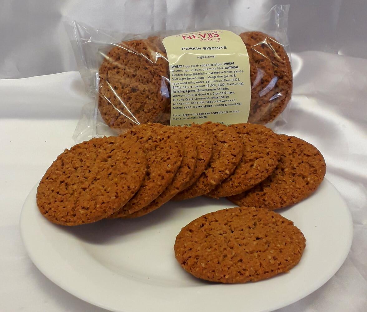 Nevis Bakery Perkins Biscuits