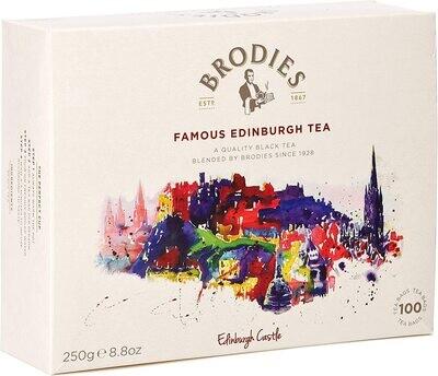 Brodies Famous Edinburgh Tea 100
