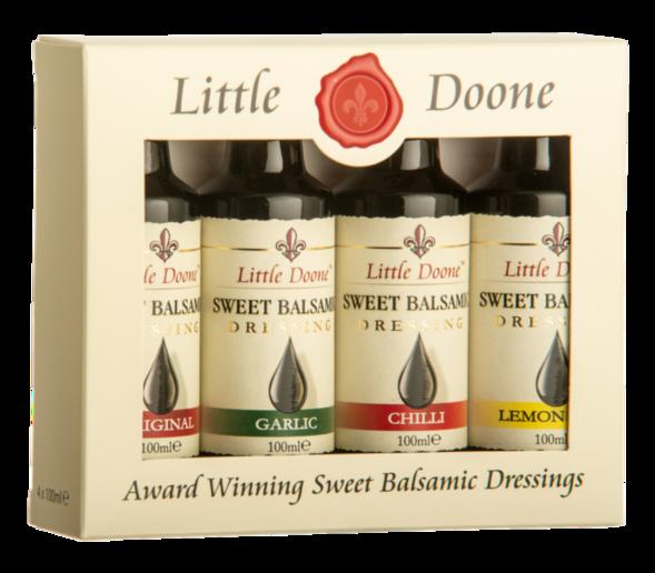 Little Doone Sweet Balsamic Dressing Gift Pack