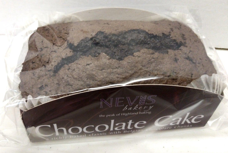 Nevis Bakery Richly Baked Chocolate Fudge Cake (350G)