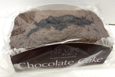 Nevis Bakery Richly Baked Chocolate Cake (350G)