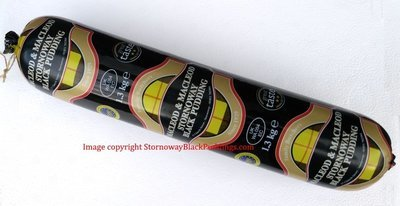 Original Stornoway Black Pudding (MacLeod & MacLeod) 1.3kg