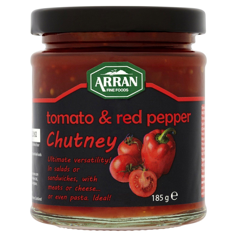 Tomato & Red Pepper Chutney