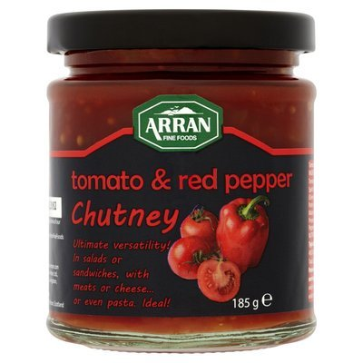 Tomato & Red Pepper Chutney